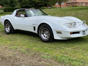 Corvette 1982-5.7 Auto-Fully loaded.
