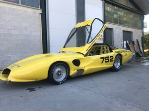 Picture of 1990 Luici colani speed record car