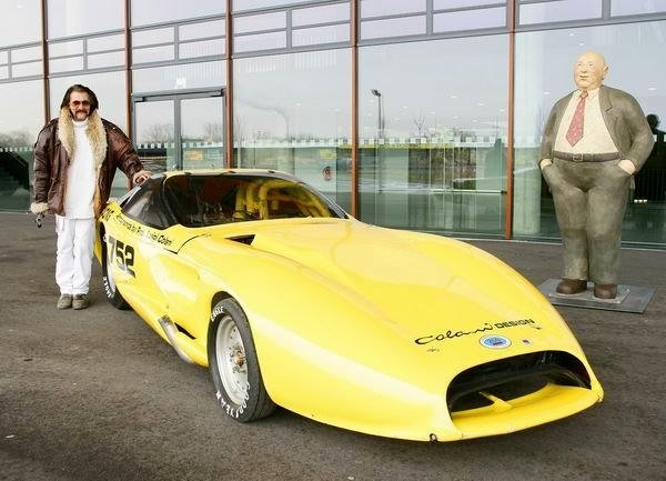 1990 Luici colani speed record car For Sale (picture 2 of 6)