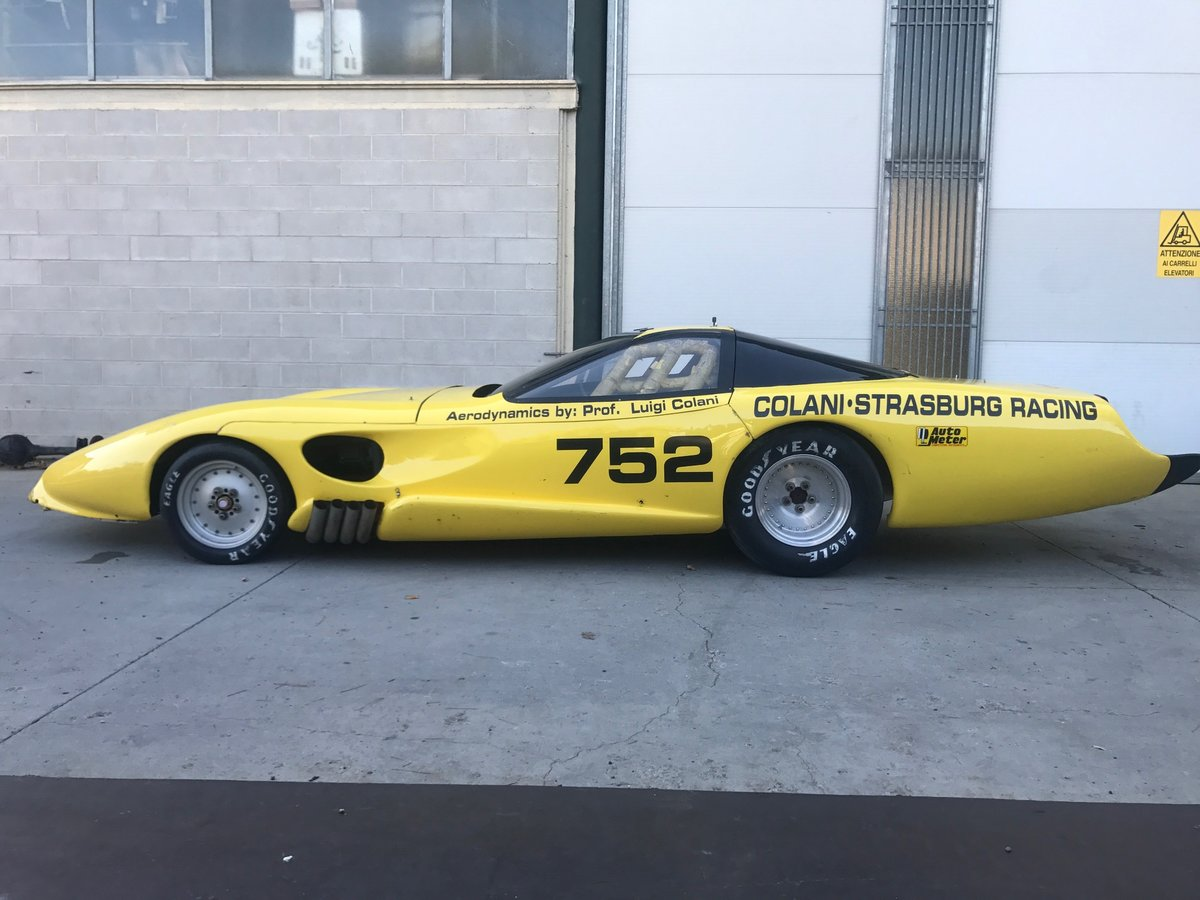 1990 Luici colani speed record car For Sale (picture 3 of 6)