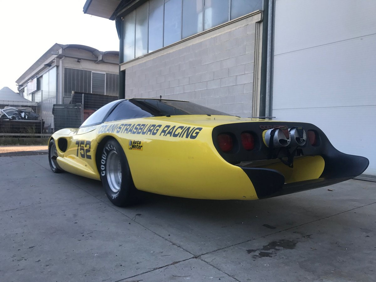 1990 Luici colani speed record car For Sale (picture 4 of 6)