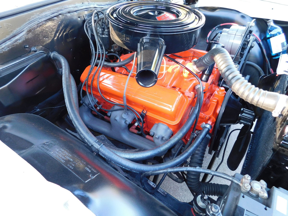 Lovely 1965 Chevrolet Chevelle Malibu SS Convertible For Sale (picture 5 of 6)