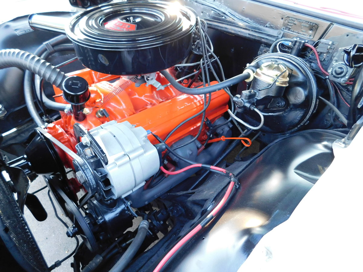 Lovely 1965 Chevrolet Chevelle Malibu SS Convertible For Sale (picture 6 of 6)