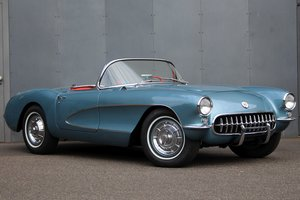 1957 Chevrolet Corvette C1 LHD - Completely restored!