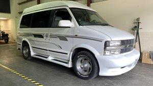 1996 Chevy Astro Day van- tremendous value for money. SOLD