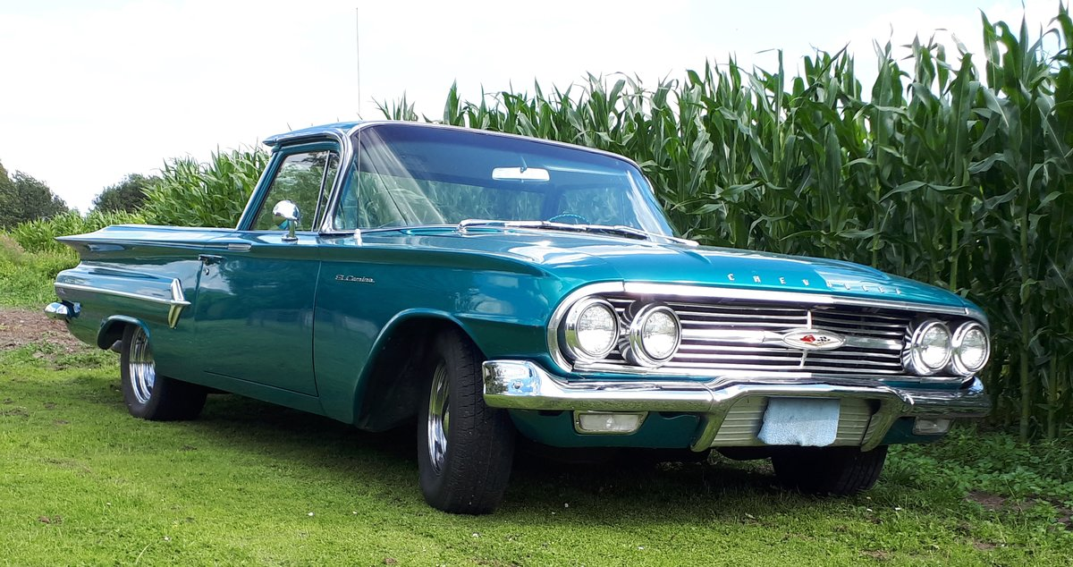 1960 El camino For Sale   Car And Classic