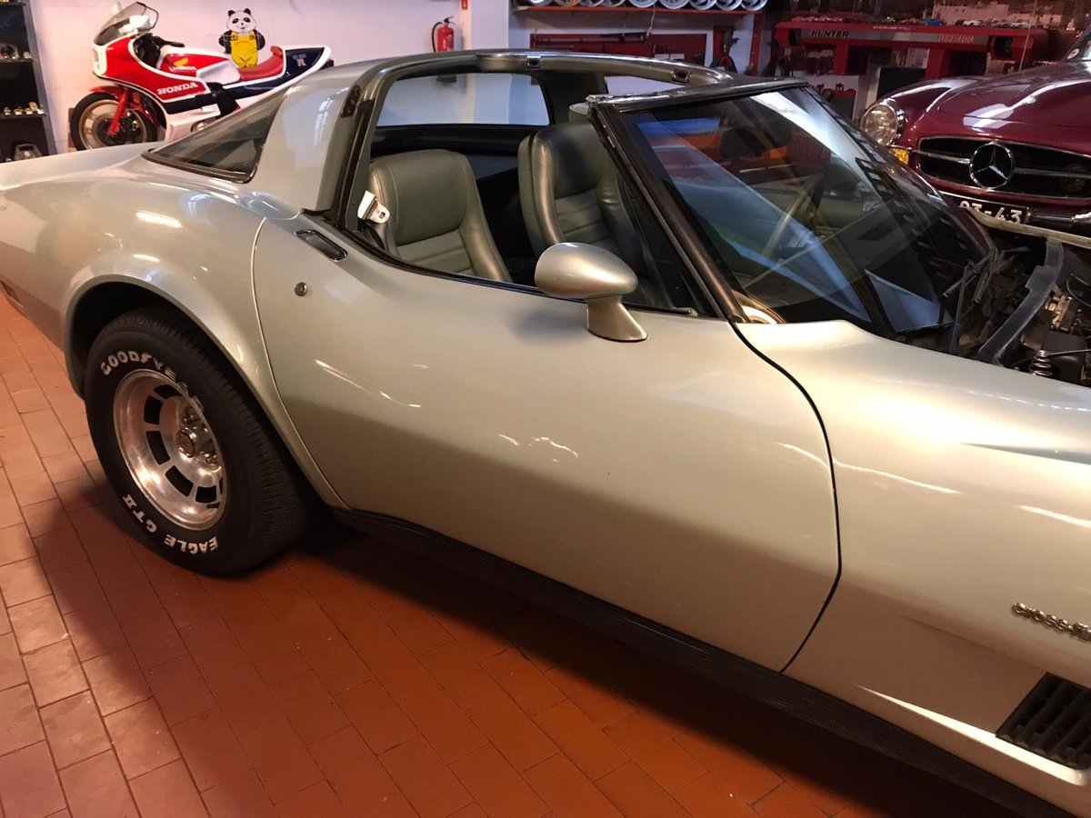 1982 Chevrolet Corvette (LHD) For Sale (picture 2 of 6)