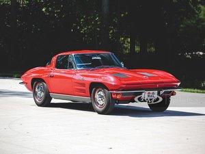 1963 Chevrolet Corvette Sting Ray Fuel-Injected Coupe