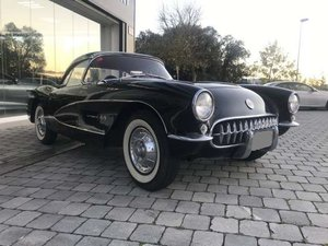 1957 Corvette C1 automatic gearbox-fuel injection orig.