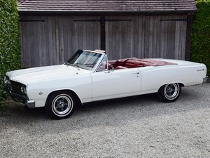 Picture of 1965 Chevrolet Chevelle Malibu SS Convertible