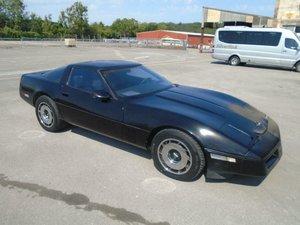1985 CHEVROLET CORVETTE C4 350 V8 AUTO