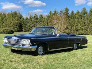 1962 Chevrolet Impala 327/300 H.p. 4 Speed