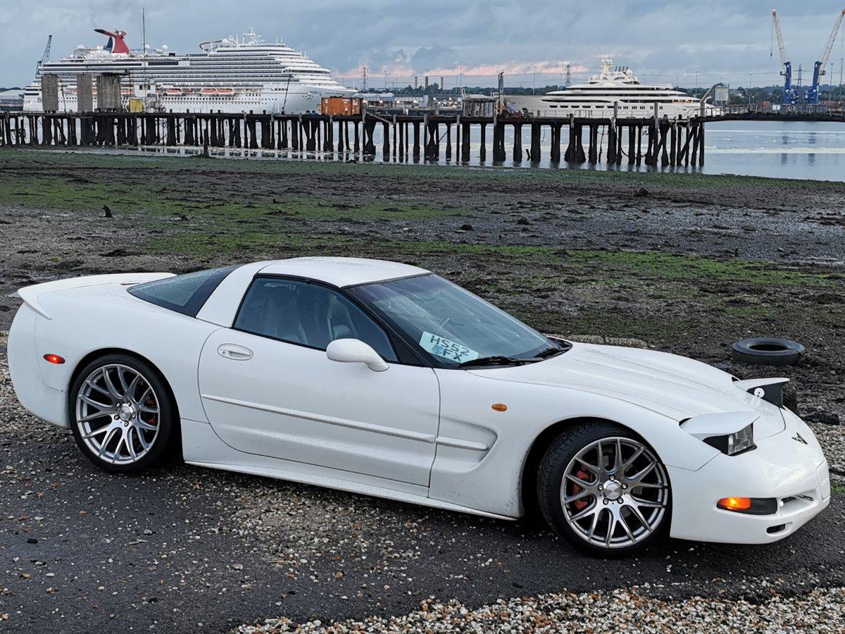 2003 Chevrolet Corvette C5 5.7 LS1 Targa Chevy Vet For Sale (picture 3 of 6)