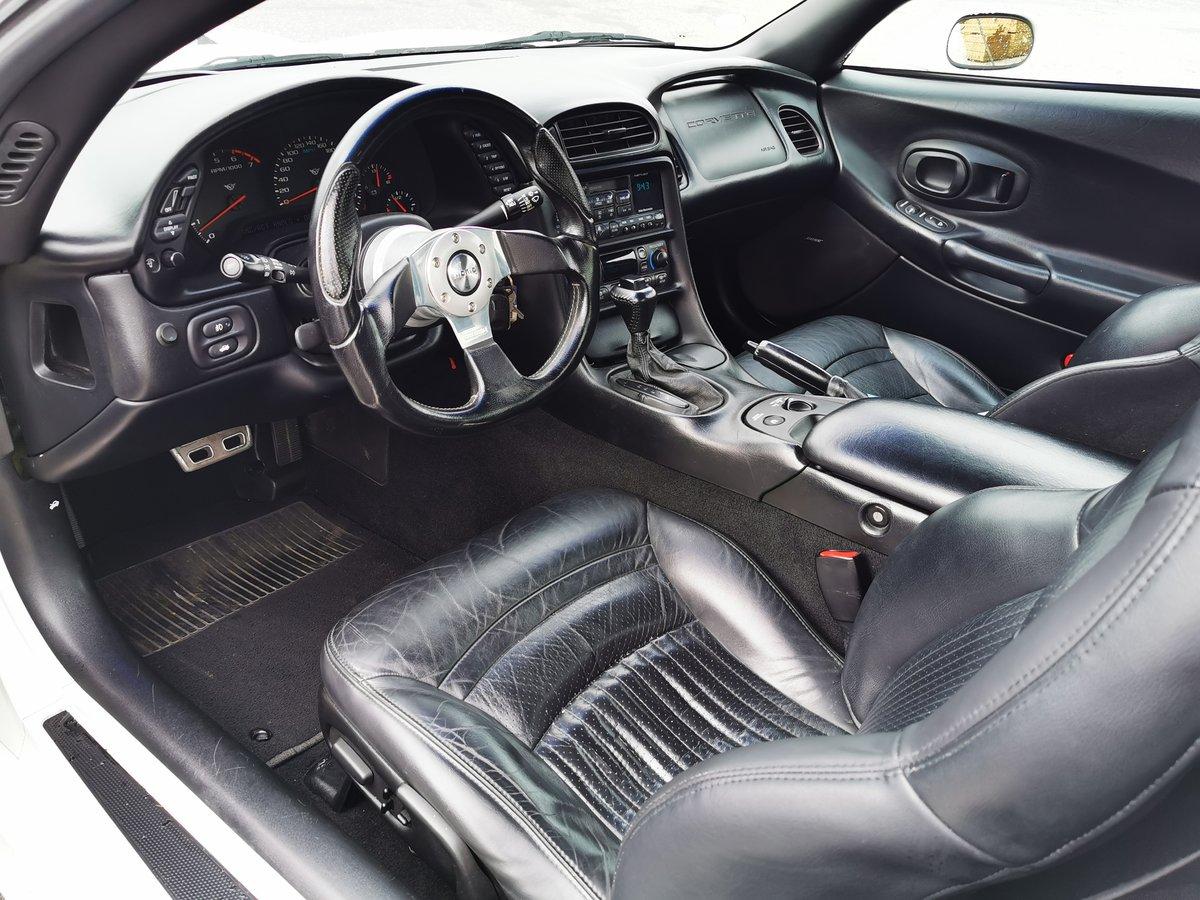 2003 Chevrolet Corvette C5 5.7 LS1 Targa Chevy Vet For Sale (picture 4 of 6)