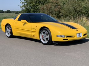 2001 2000 Chevrolet Corvette C5 Auto coupe/targa For Sale