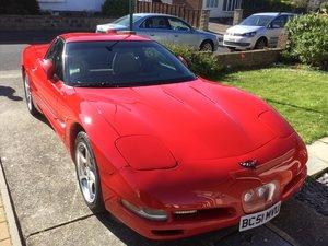Corvette C5 Coupe Auto