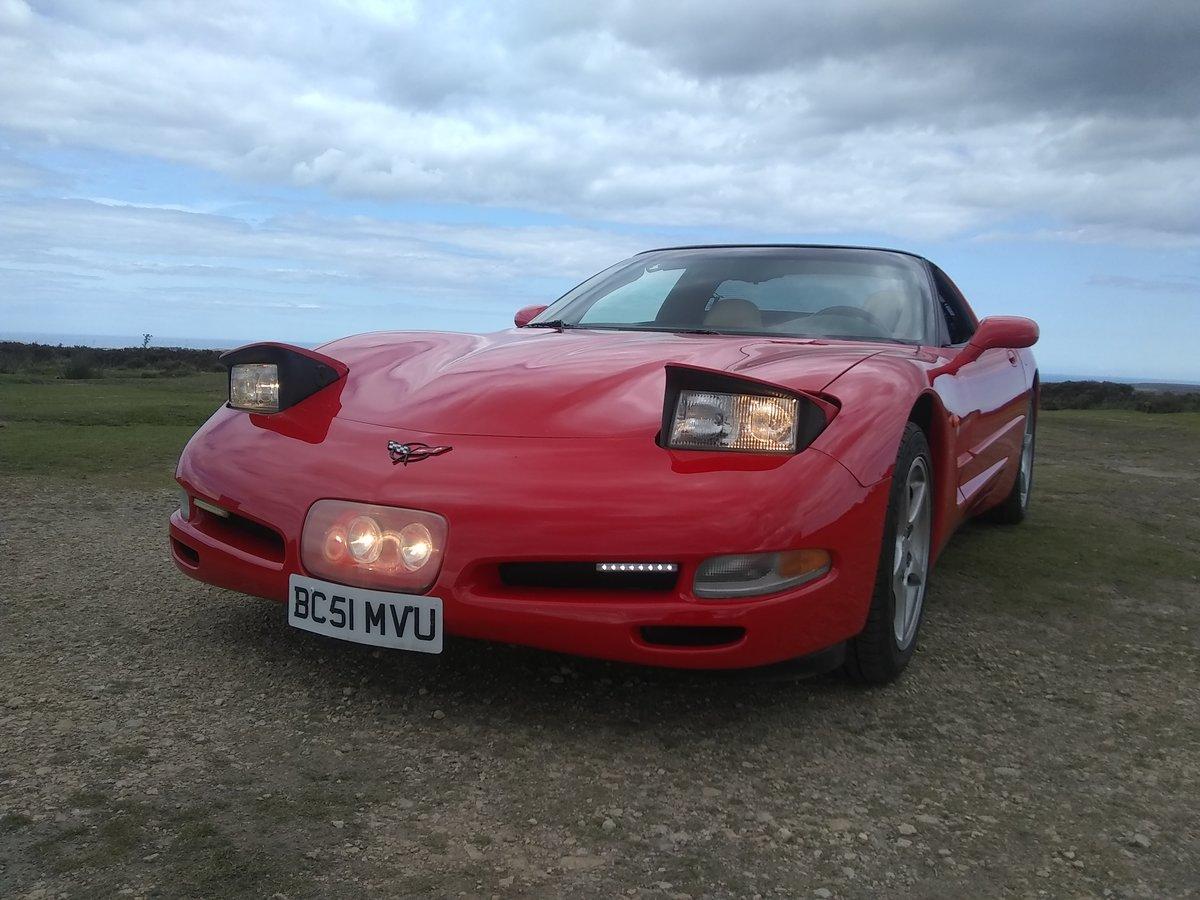 2002 Corvette C5 Coupe Auto SOLD (picture 5 of 6)
