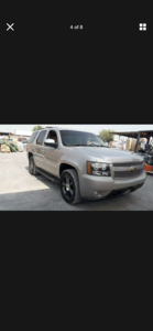2008 CHEVROLET TAHOE 6.2 LTZ 4x4 OFFROADER LIKE ESCALADE SUV For Sale