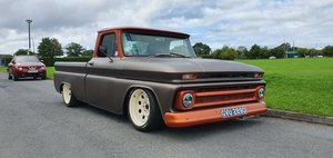 1966 Chevrolet C10 SWB Fleetside LS2 Manual