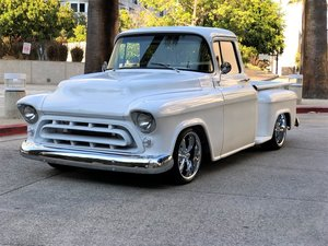 Picture of 1957 Chevrolet 3100 BIG BACK WINDOW PICKUP
