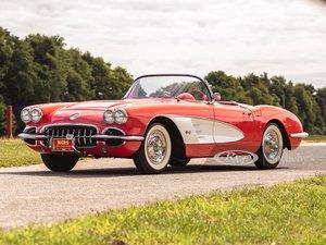 1958 Chevrolet Corvette Fuel Injected