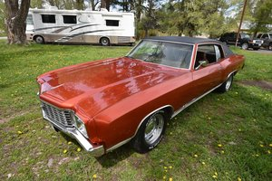 Picture of 1972 Chevrolet Monte Carlo SOLD by Auction