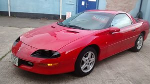 Picture of 1997 Chevrolet Camaro 3.8 V6 Automatic Coupe