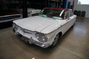 1960 Chevrolet Corvair Custom 700 4 door sedan