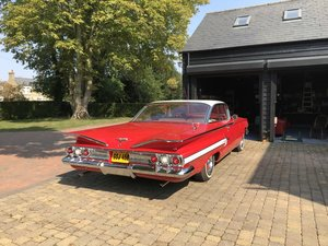 Picture of 1960 Chevrolet Impala. 2 Door Pillarless. Coupe