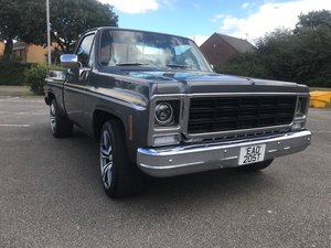 Picture of 1979 Chevy C10 Shortbed Pick Up Fully Restored Immaculate