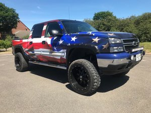 Picture of Chevrolet Silverado 1500 2007 V8 LHD Full Lift Kit & Wrapped For Sale