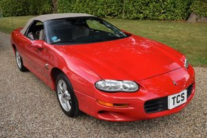 Picture of 1999 Chevrolet Camaro Z28 Convertible 5.7i V8 Automatic