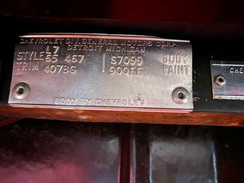 1965 Chevrolet COPO Corvette (Bedford, PA) $92,500 obo For Sale (picture 3 of 6)
