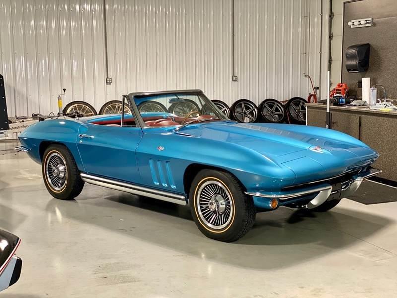 1965 Chevrolet COPO Corvette (Bedford, PA) $92,500 obo For Sale (picture 5 of 6)