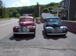 1940 Chevrolet Business Coupe (Frostburg, MD) $35,000 obo