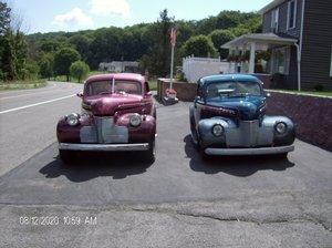 1940 Chevrolet 2dr Sedan (Frostburg, MD) $32,000 obo