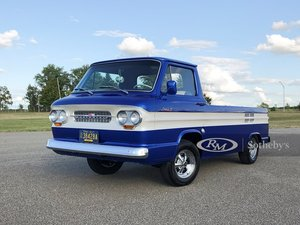 1963  Chevrolet Corvair 95 Rampside Pickup