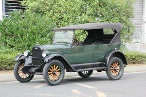 Chevrolet Superior viertüriges Cabrio, 1926 SOLD