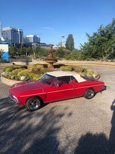 Picture of 1966 Chevrolet Corvair Convertible  SOLD by Auction