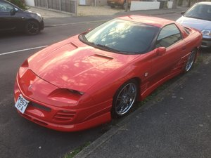 Picture of 1996 Chevrolet Camaro 3.8l Automatic Petrol coupe