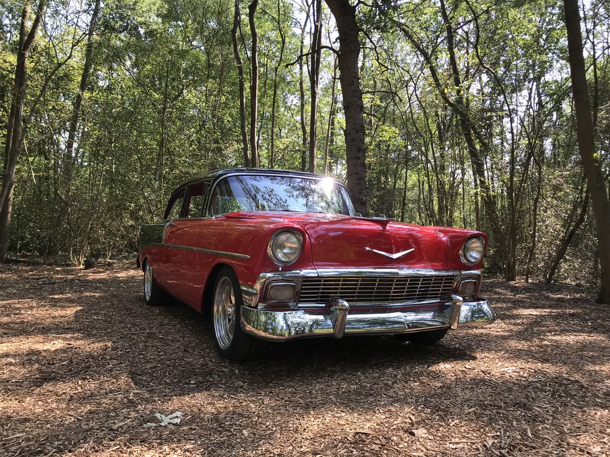 1956 Chevy 210 For Sale (picture 1 of 6)