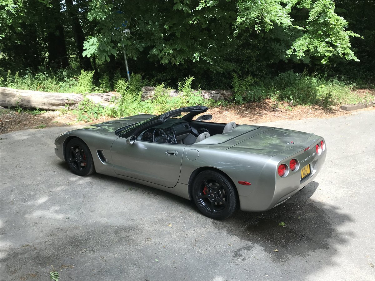 2000 C5 Corvette Convertible For Sale (picture 1 of 6)