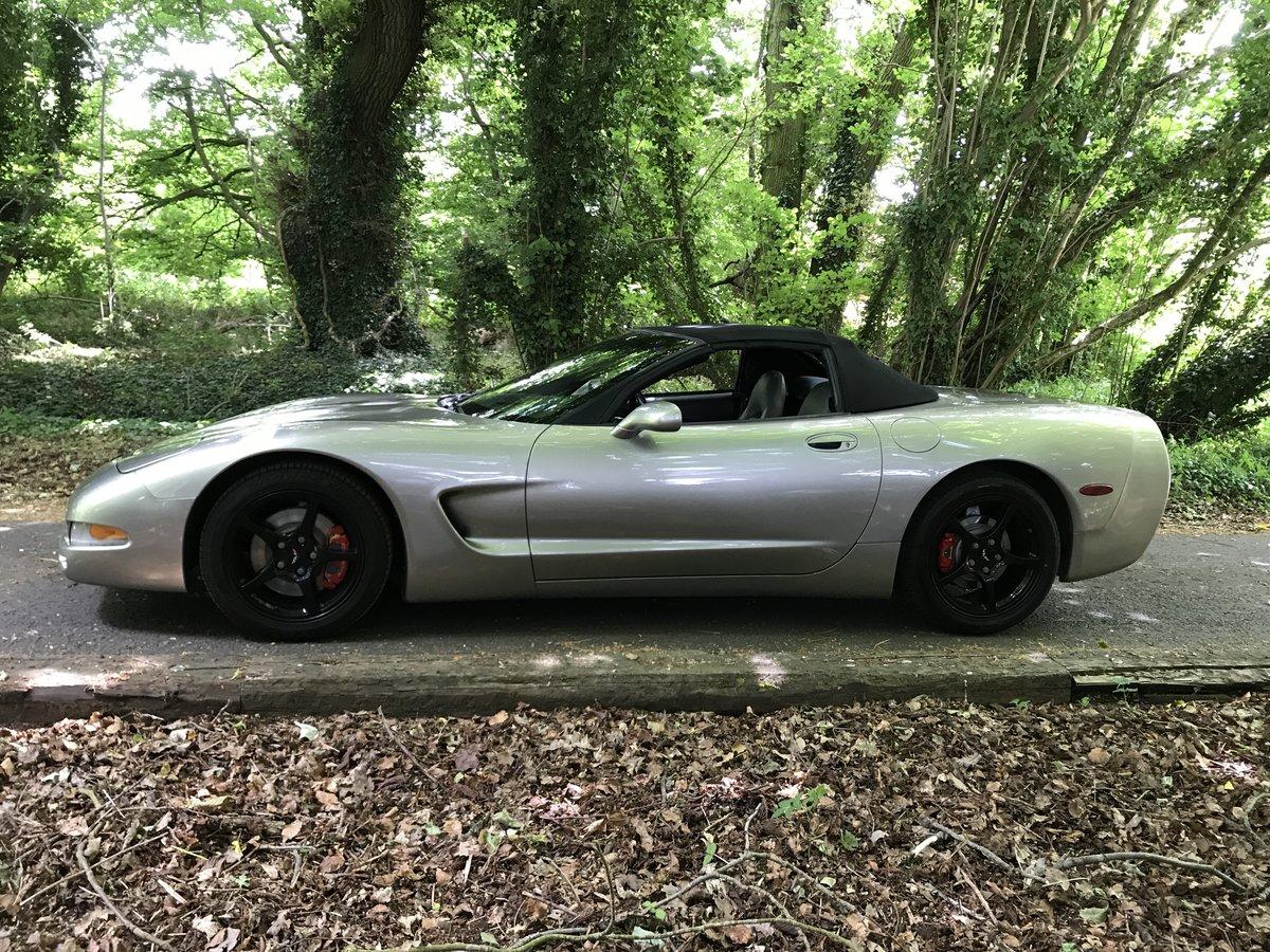 2000 C5 Corvette Convertible For Sale (picture 3 of 6)