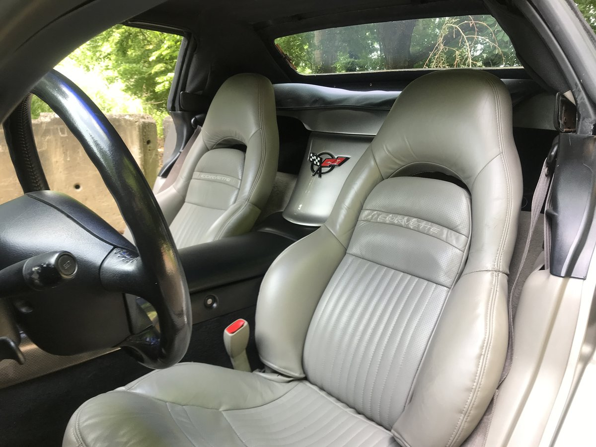 2000 C5 Corvette Convertible For Sale (picture 4 of 6)