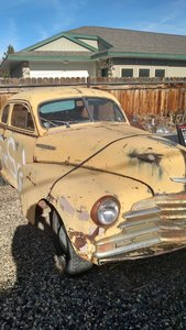 Picture of 1948 Chevrolet Coupe SOLD by Auction