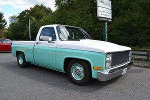 Custom V8 Chevrolet Pick up truck