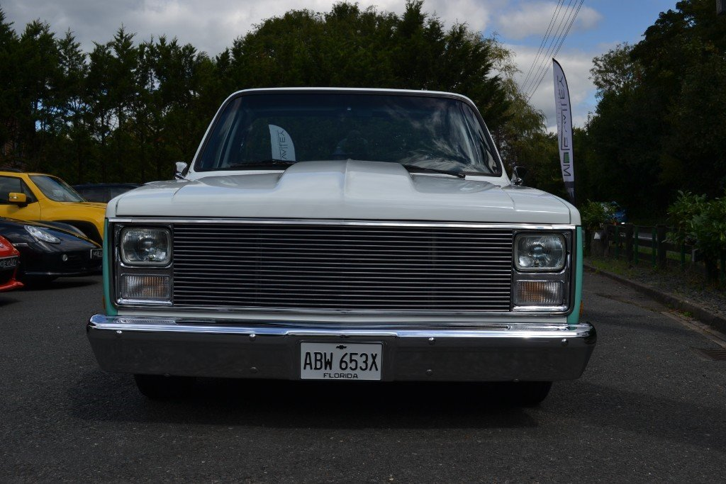 1982 Custom V8 Chevrolet Pick up truck For Sale (picture 4 of 6)