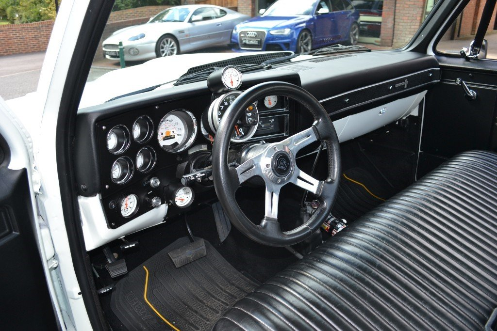 1982 Custom V8 Chevrolet Pick up truck For Sale (picture 5 of 6)