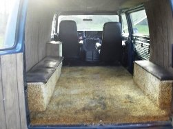 1976 CHEVROLET G10 West Coast shorty For Sale (picture 4 of 6)