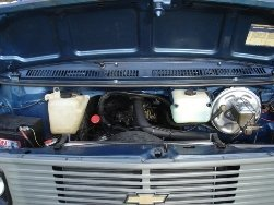 1976 CHEVROLET G10 West Coast shorty For Sale (picture 5 of 6)